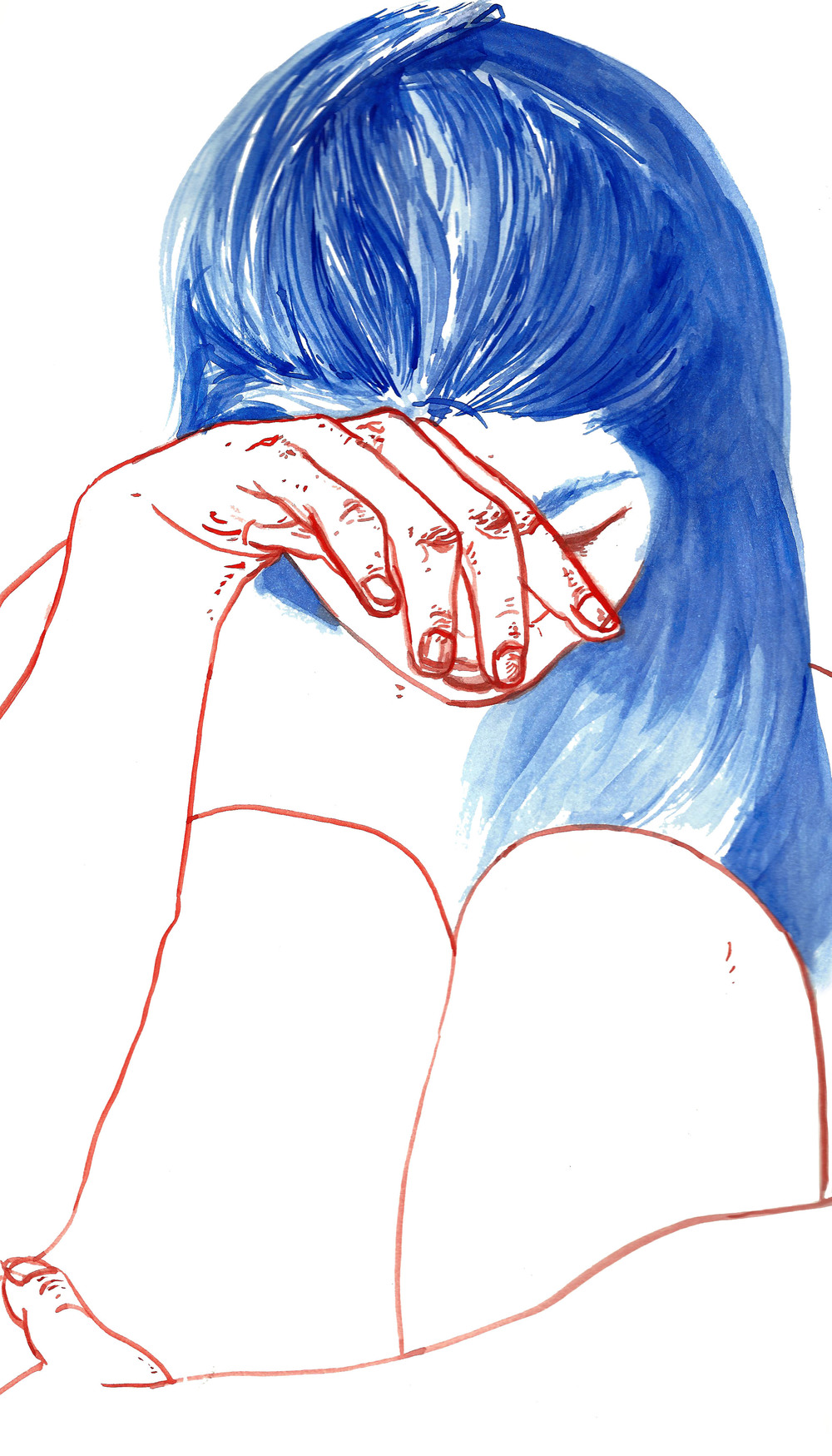 Illustration by Vivian Shih.